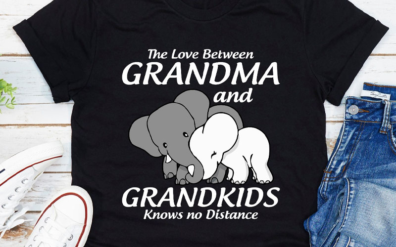The Love Between Grandma And Grandkids Knows No Distance