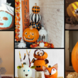 30 Spookastic No Carve Pumpkin Decorating Ideas for Fall & Halloween