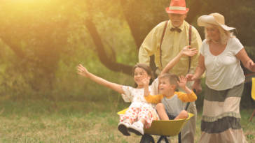 40 Hilarious & Emotional Grandparent Day Quotes & Sayings