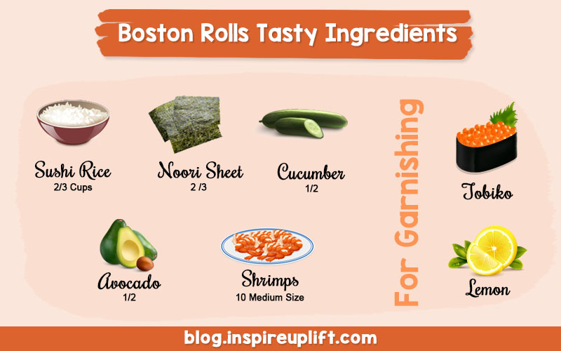 Boston Rolls Recipe