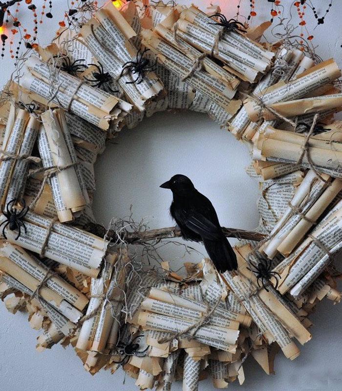 Bring Back Ravens Wreath