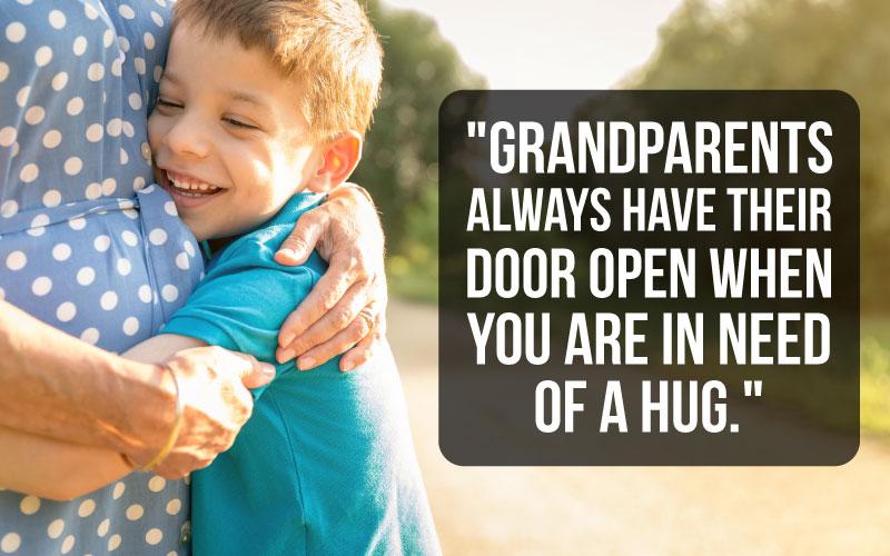 Cute Grandparent Quote