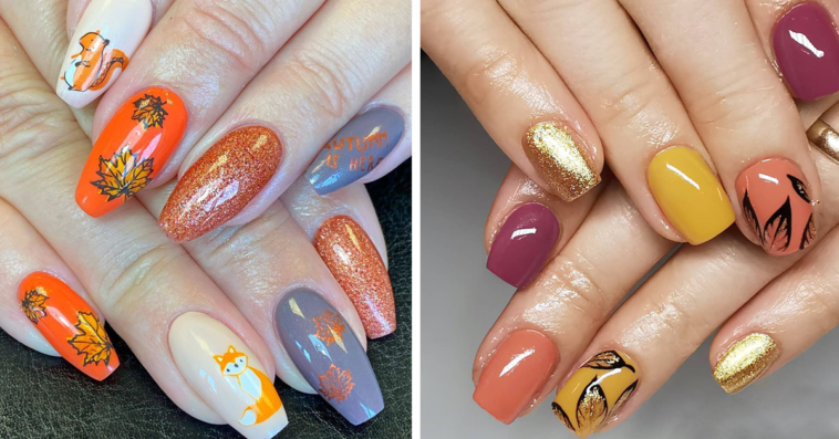 Doing Fall Nail Designs The Right Way