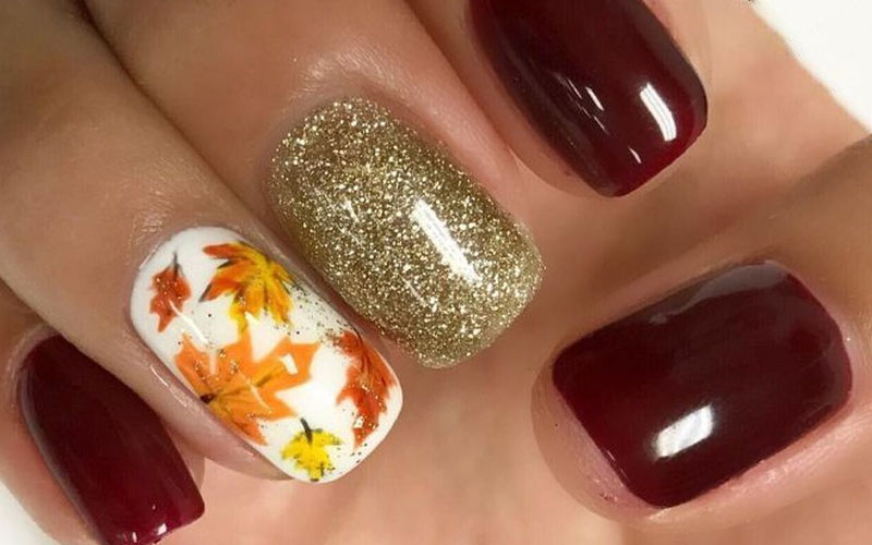Glitters Become Gold in Fall