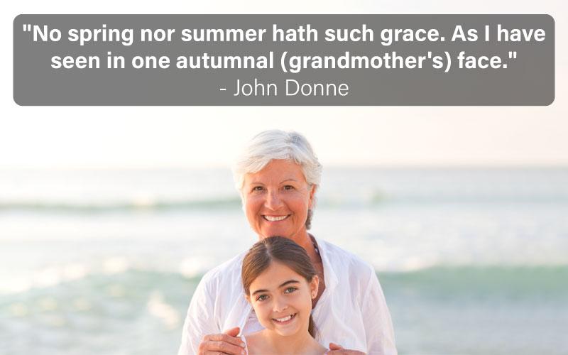 Grandma Love Quotes For Grandparent Day