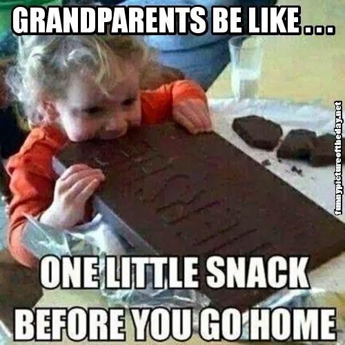 Grandparents be like