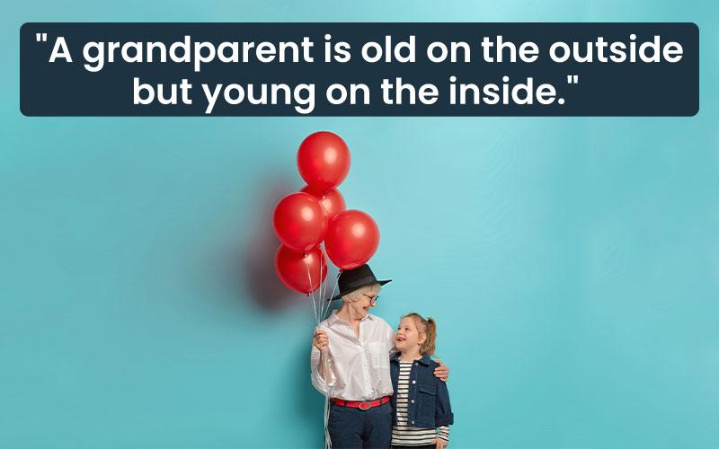Happy Grandparents Day Message