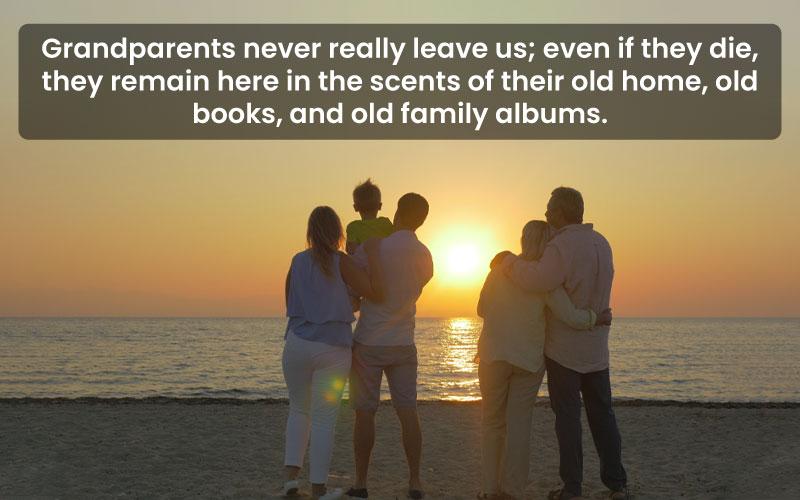 I Miss You Grandparent Quotes