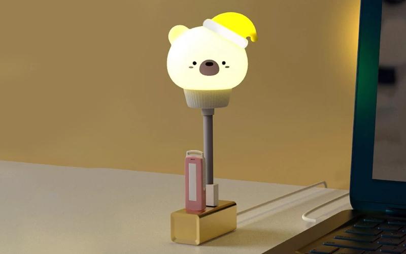 Light Up Bear Night Light