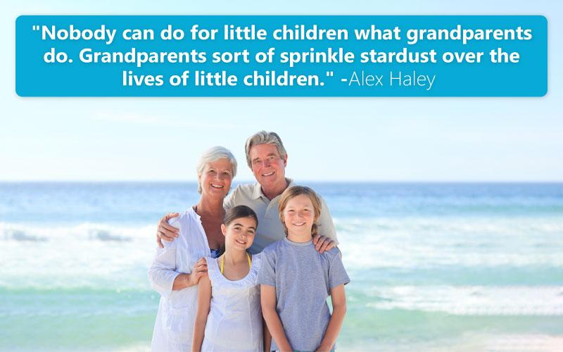 Quotes On Grandparenting