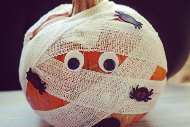 Spooky Buggie Pumpkino