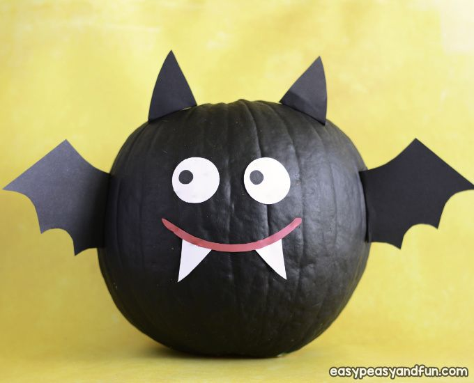 The Bat Pumpkin