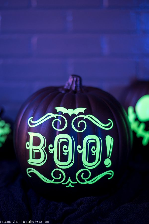 The Glowing Boo