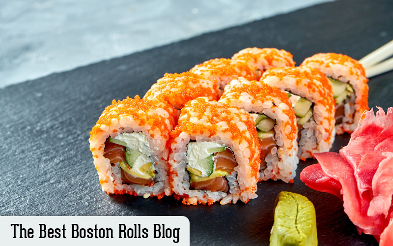 What is Boston Roll