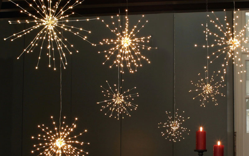 Fireworks Wire String Light