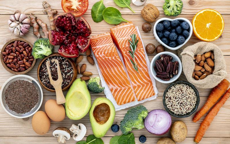 Food Rich in Vitamin E