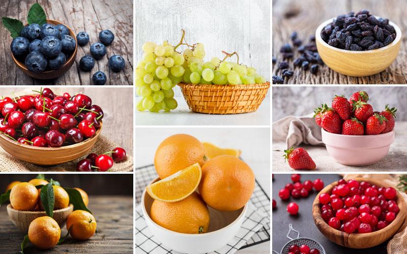 Fruits Rich in Salicylates