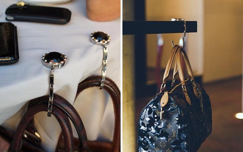 Handbag Holder Charm