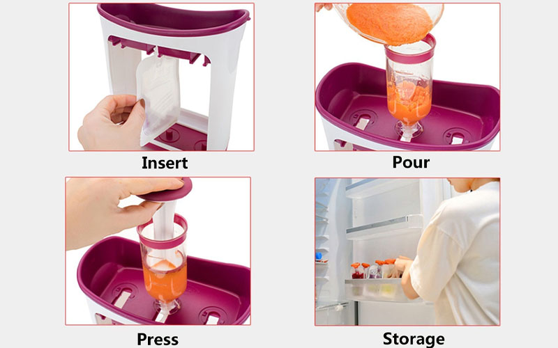 Kids Juice Dispenser Station