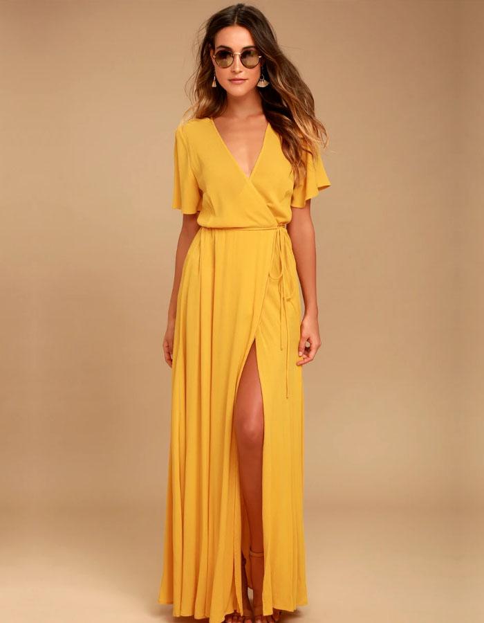 MaxiWrap Dresses