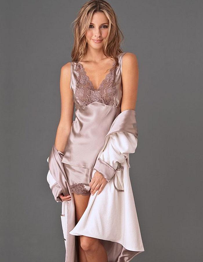 Night gown slip