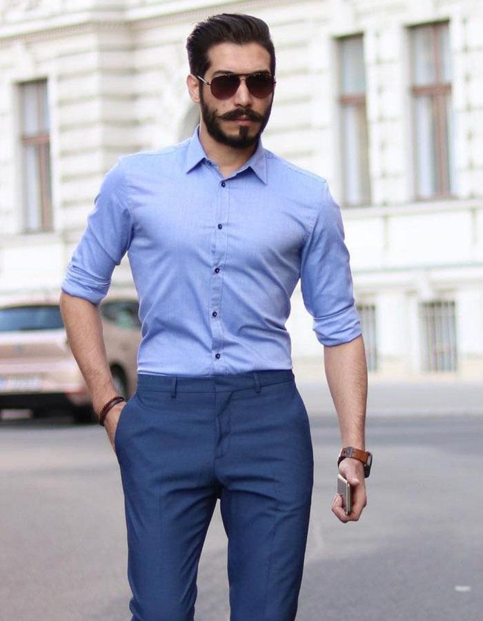 Office dress shirt