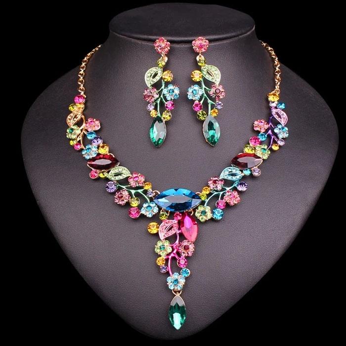 Princess length necklace