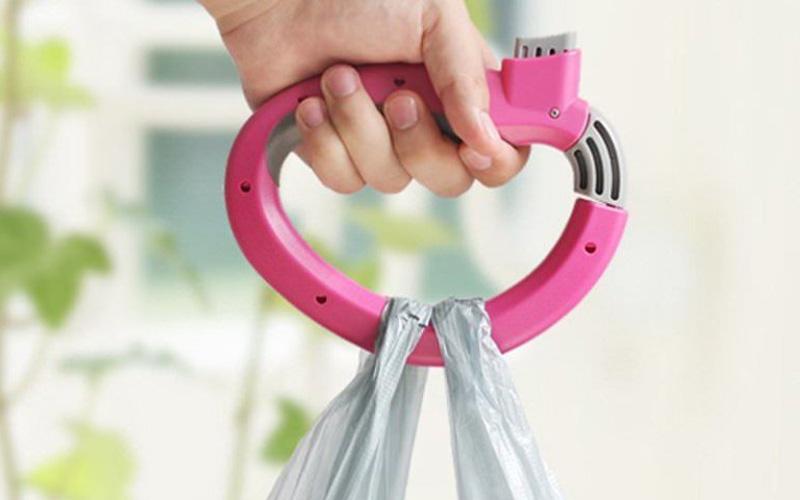 ShopBuddy Grocery Bag Handler