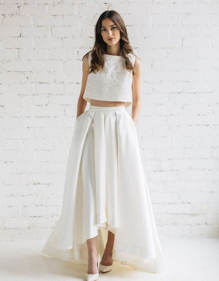 Skirts with a Hem