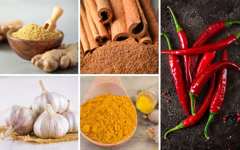 Spice Rich in Salicylates