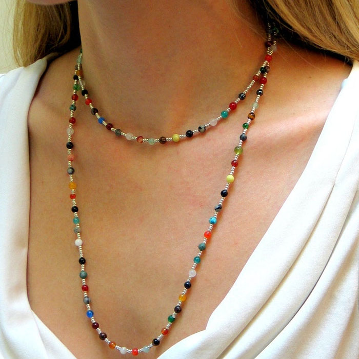 String Necklaces