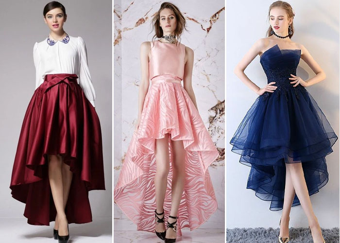 The High-Low Dress