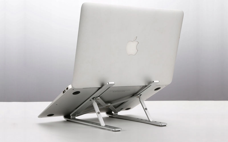 Ergonomic Adjustable Laptop Stand For Desks & Home Office