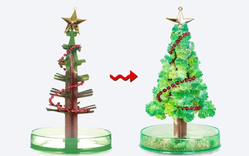 Magic Growing Christmas tree Toy