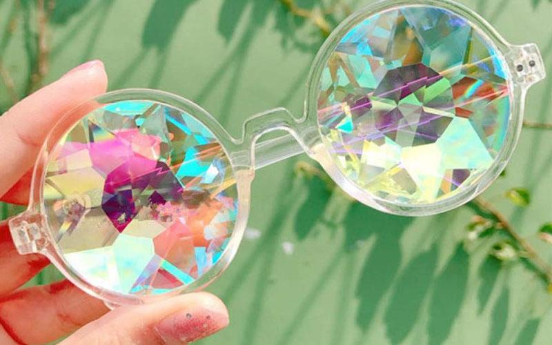 Motley Crystal Glasses