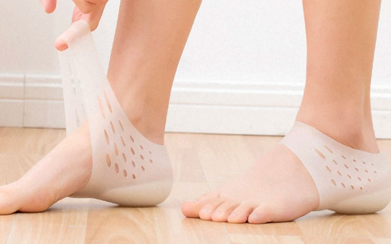 No More Aching Invisible Height Increase Heels Insoles