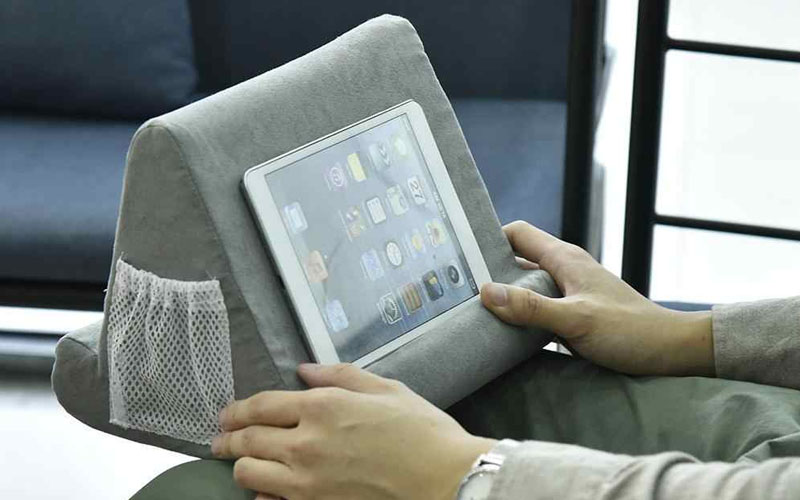 Pillow Phone Tablet Stand