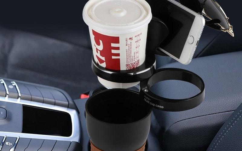 Auto-Mug Storage Organizer