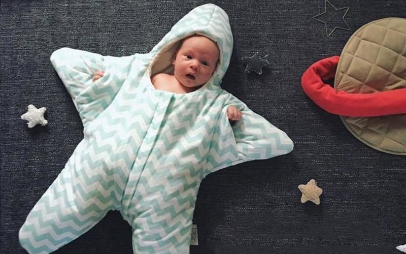 Little Star Baby Sleeping Bag