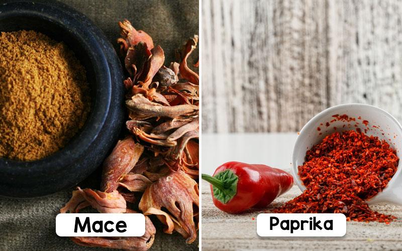 Mace & Paprika
