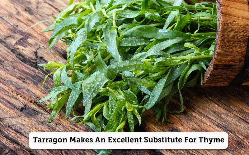 tarragon thyme substitutes
