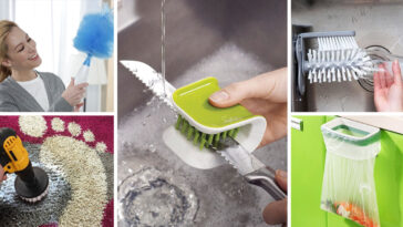 28 Cleaning Products You Must Have In Your Home