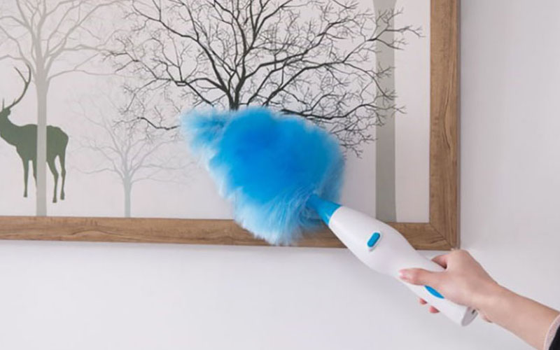 360 Spin Hurricane Electric Spin Duster