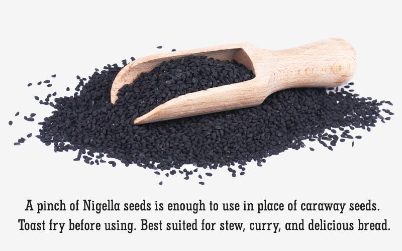 Nigella Seeds