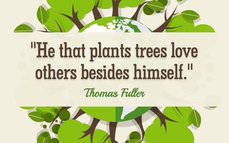 Positive Earth Day Sayings