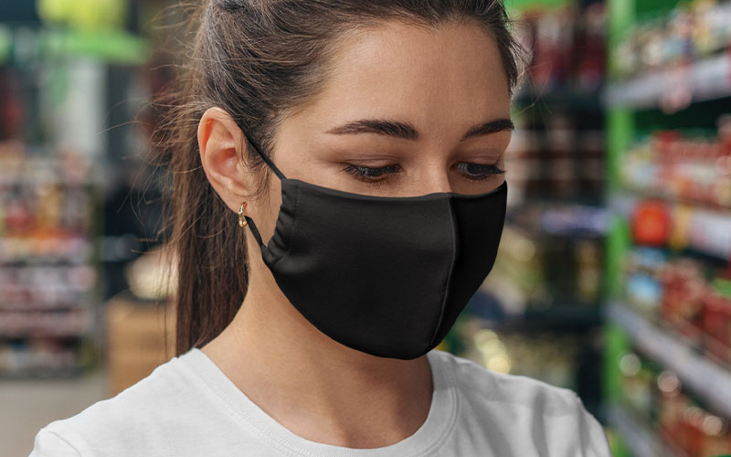 Premium Silverplus® Technology Face Mask (3-Pack)