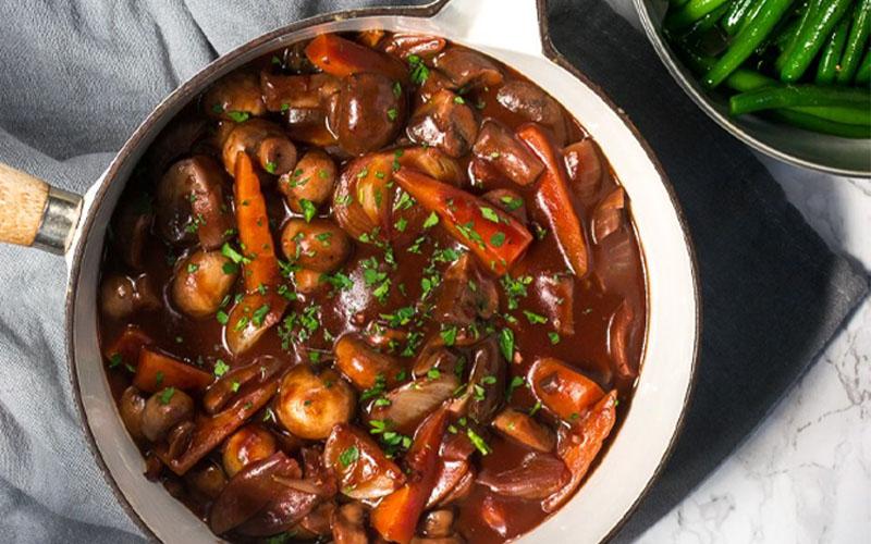 Chestnut mushroom recipes