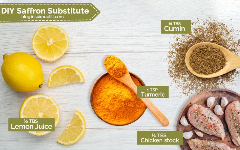 DIY Saffron Substitute