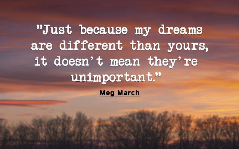 Meg Little Women Quotes