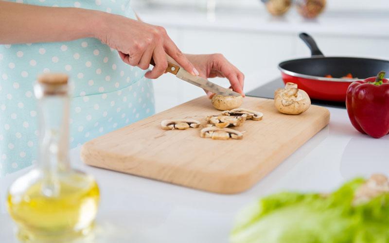 chestnut mushroom cooking